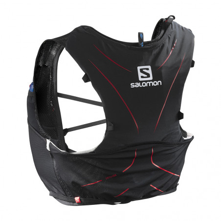Salomon Sacs hydratation longue distance Adv Skin 5 Set Bk/matador