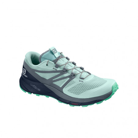 Salomon Chaussures Running et Trail Sense Ride 2 W Icy Mo