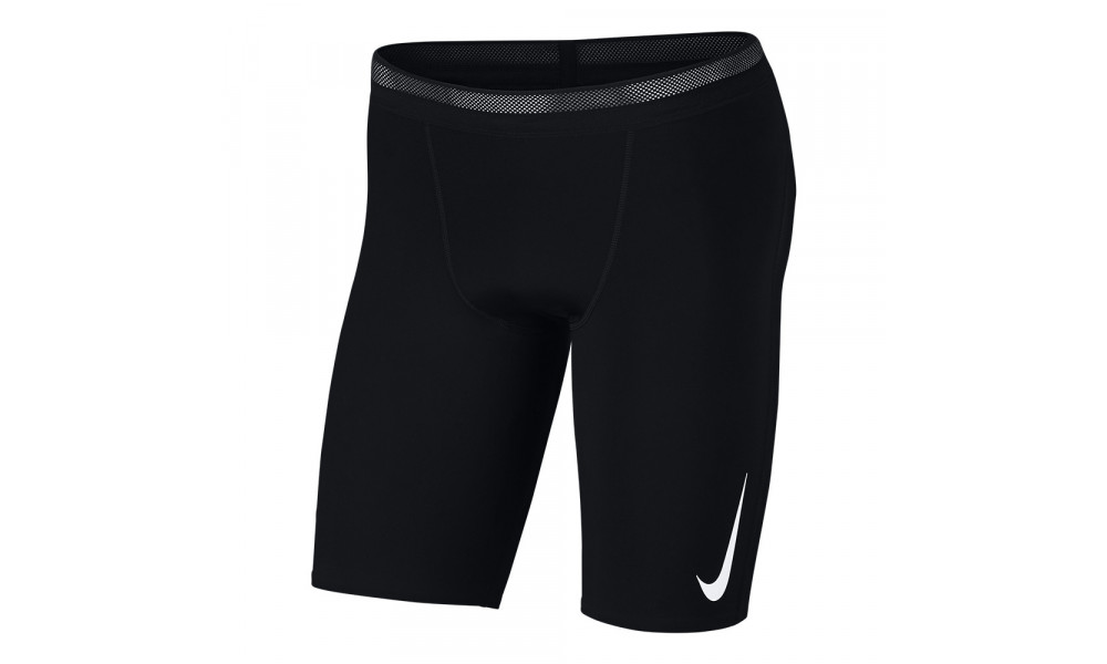 Nike Collants M Nk Aroswft Tght Half