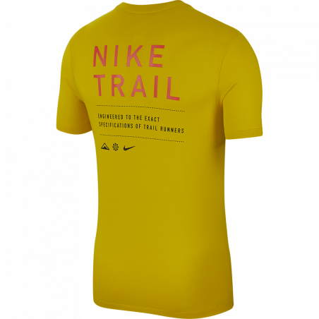 Nike T shirt MC Trail Tee Ss