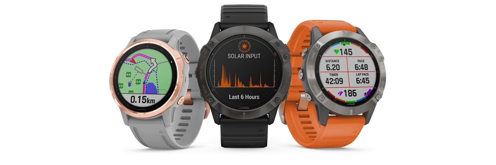 Montre GPS Garmin Fenix 6 Series