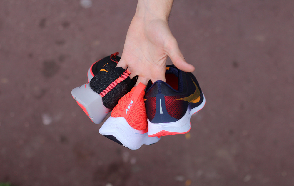 NIKE SUNSET FLY PACK