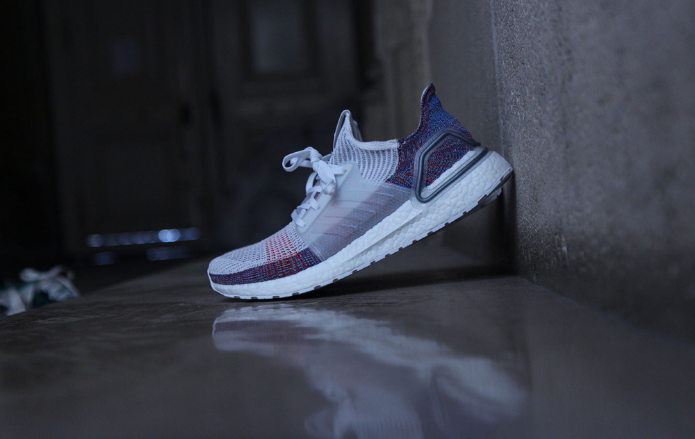 ADIDAS ULTRA BOOST 19 : Originals & Running main dans la main